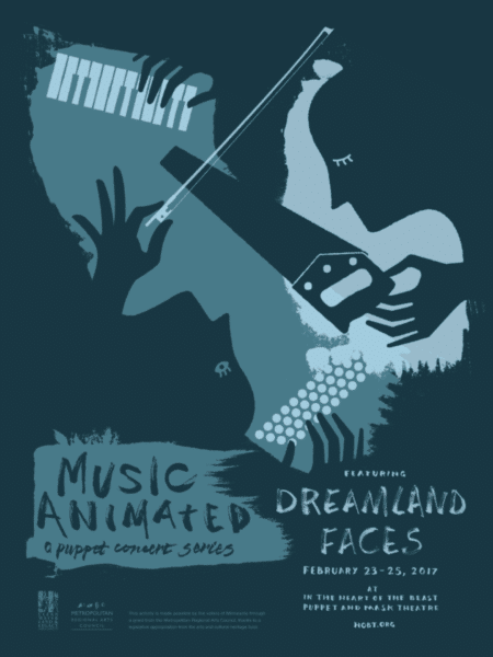Music Animated Poster