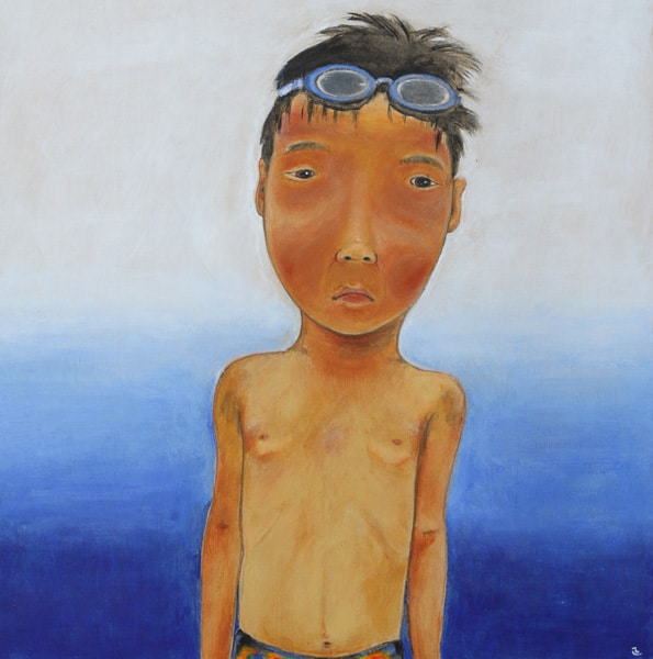 Boy and the Inland Sea (2015) Masanari Kawahara